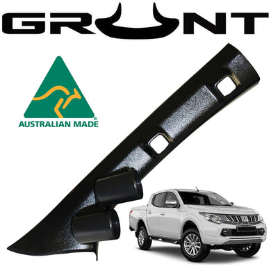 Gauge Pillar Pod Mitsubishi Triton 2015 - Current MQ