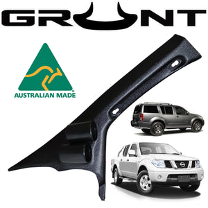 Gauge Pillar Pod NIssan Navara/Pathfinder 2006 - 2015 D40/R51 (GRAB HANDLE)