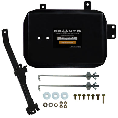 Dual battery tray kit Isuzu D-Max & MU-X 2012-2017 3.0 4JJ turbo diesel