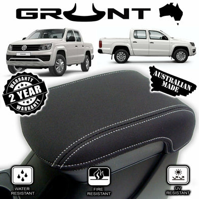 Volkswagen Amarok 2011-2019 neoprene centre console lid cover wetsuit material