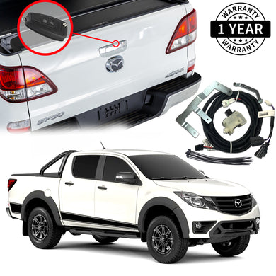 Mazda BT-50 Tailgate Central Locking Kit Suit 2011-2020