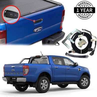 Ford Ranger Tailgate Central Locking Kit PU, PX & PX MKII PX MKIII