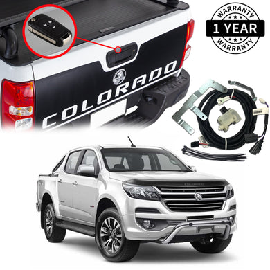Holden Colorado RG Tailgate Central Locking Kit Suit MY17 Onwards