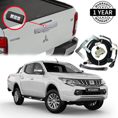 Mitsubishi Triton MQ Tailgate Central Locking Kit Suit 2015 Onwards