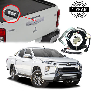Mitsubishi Triton MR Tailgate Central Locking Kit Suit 2019 Onwards