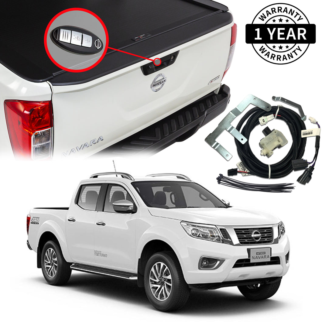 Nissan NP300 Tailgate Central Locking Kit Suit 2014 Ownwards