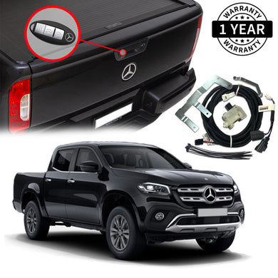 Mercedes-Benz X-Class Tailgate Central Locking Kit Suit 2018-2020