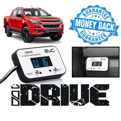 iDrive Wind Booster Throttle Controller Holden Colorado RG7 2.8 2012-2019