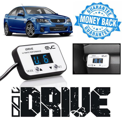 iDrive Wind Booster Throttle Controller Holden Commodore VE 2006-2013