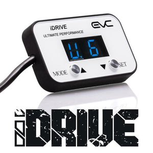 iDrive Wind Booster Throttle Controller Toyota Hilux Kun26 2005-15