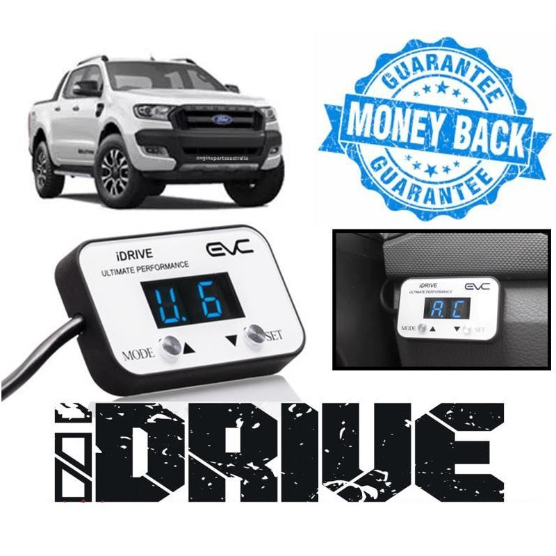 iDrive Wind Booster Throttle Controller Ford Ranger 2011-2020