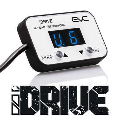 iDrive Wind Booster Throttle Controller Mitsubishi Triton ML MN 2006-2015