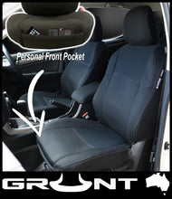 Load image into Gallery viewer, Volkswagen Amarok neoprene car seat covers 2011-2019 Optional Front, Rear, Front & Rear