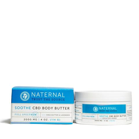 Soothe Body Butter