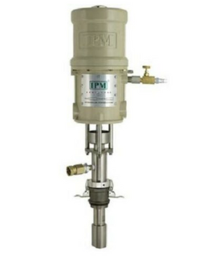 IPM IP30 30:1 Air Driven Piston Pump Stubby Length SST Heavy Duty