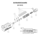 AP-2 Air Manifold Assembly