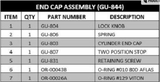 AP-2 End Cap Assembly