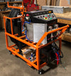 Foam Jack Insulation Cart