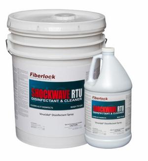 Schockwave Disinfectant & Cleaner