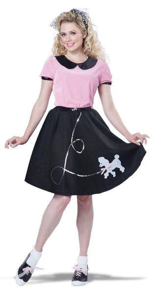 50's Hop with Poodle Skirt