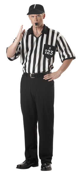 Referee Shirt with Cap