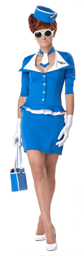 Retro Stewardess