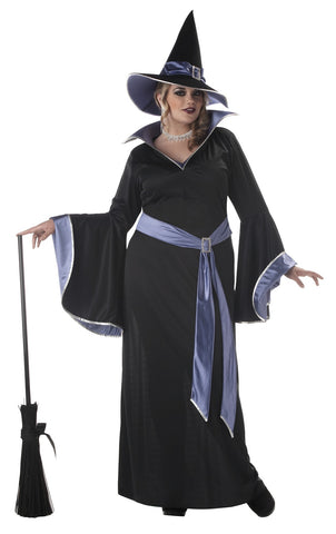 Incantasia Witch Plus Size