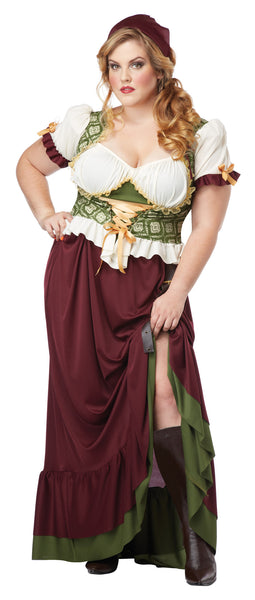 Renaissance Wench Plus Size