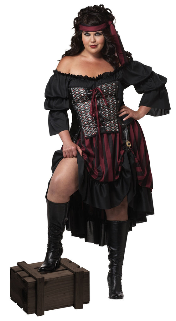 Pirate Wench Plus Size