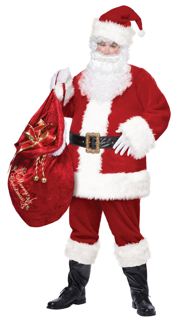 Santa Suit Plus Size