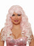 Light Pink White Ombre Wig