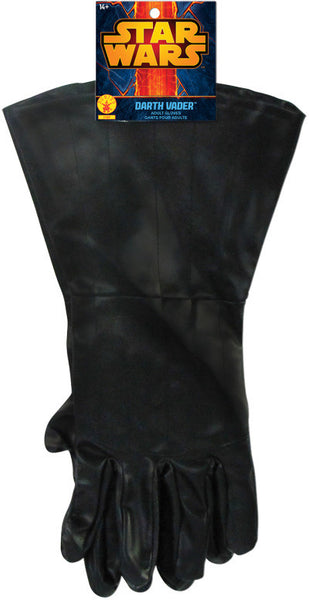 Darth Vader Adult Gauntlets Black