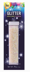 3/4 oz Tube Glitter Crystal