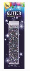 3/4 oz Tube Glitter Multi