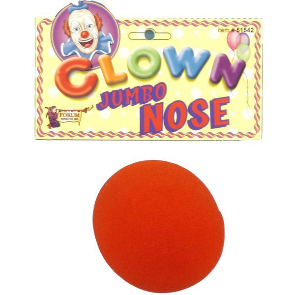 Jumbo Foam Clown Nose