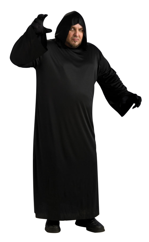 Hooded Robe Plus Size