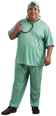 Doctor Plus Size