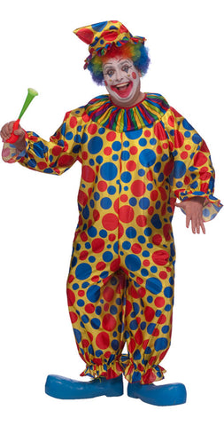 Clown Plus Size