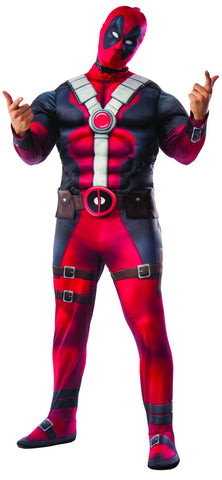 Deadpool Plus Size