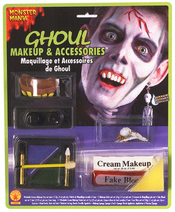 Ghoul Makeup & Accessories