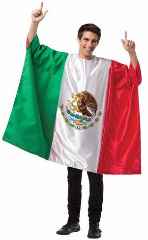 Flag Tunic Mexico
