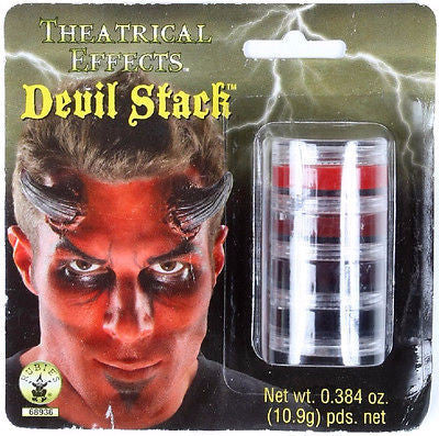 Devil Makeup Stack