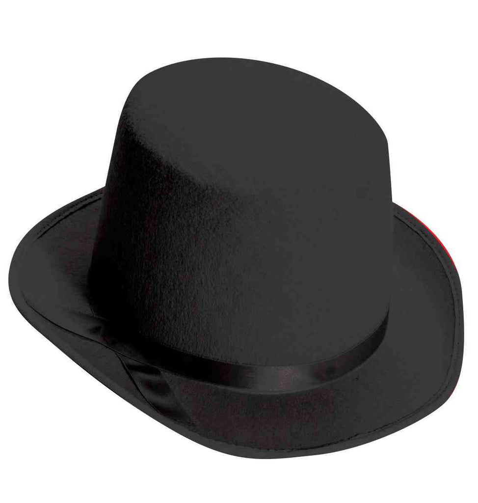 Deluxe Top Hat Black
