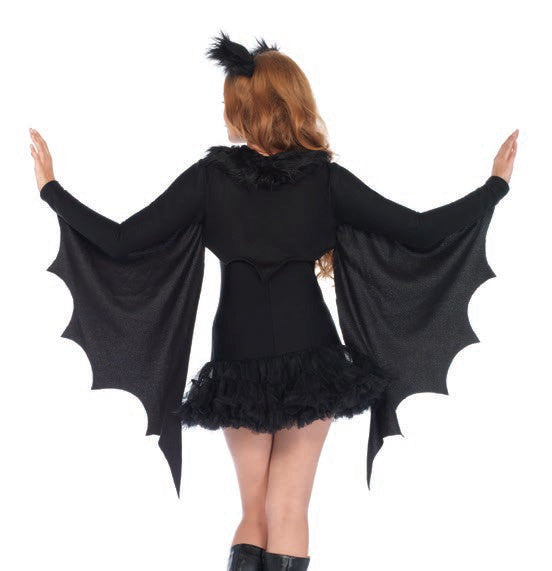 Cozy Bat Wing Shrug