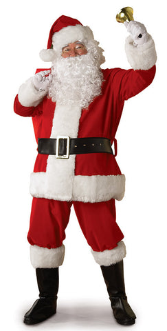 Regency Plush Santa Suit