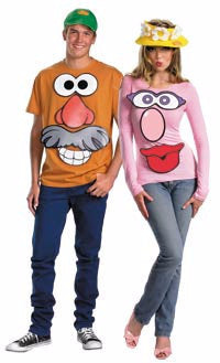 Mr/Mrs Potato Head Kit