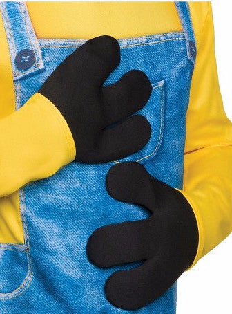 Minion Basic Gloves Black