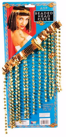 ASP Headband with Beads Gold