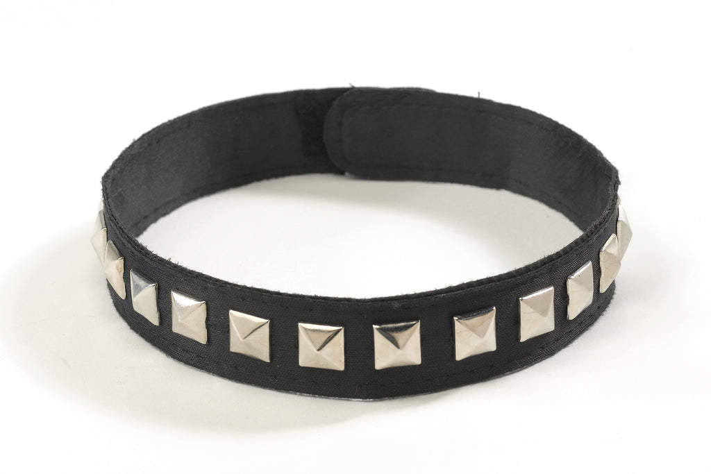 Studded Choker Black