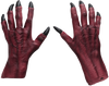 Monster Claws Red